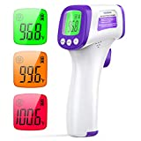 Forehead Thermometer for Adults, No Touch