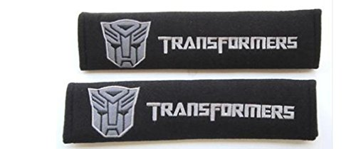Transformer Seat Belt Cover Shoulder Pad Cushion (2 Pcs) (Transformers Seat Covers)