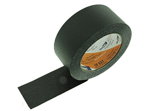 2 in x 60yd Black Masking Tape Extra Sticky PRO Grade High Stick Special Project Painters Tape Painting Trim Arts Crafts School Home Office 21 Days 48MM x 55M 1.88 inch