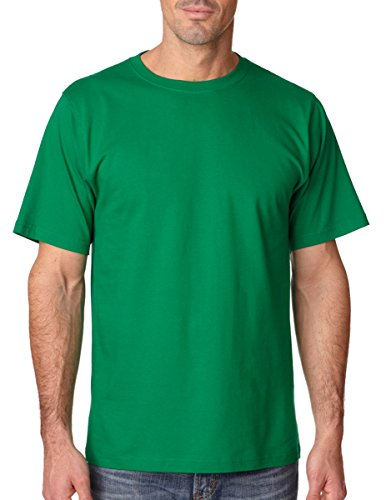ANVIL MARK Anvil 780 Adult Midweight Tee - Kelly Green44; Medium