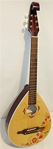 New Nice Ukrainian Folk Classical Acoustic Guitar Kobza Wooden 6st Original, 60 by Trembita (Image #1)
