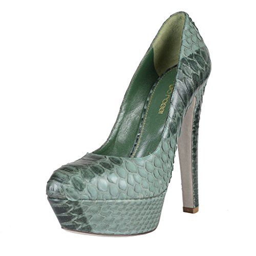 sergio-rossi-python-skin-high-heel-platform-pumps-shoes-us-10-it-40