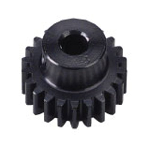 Robinson Racing Products 48P Hard Coated Aluminum Pinion Gear, 22T, RRP1322 ()