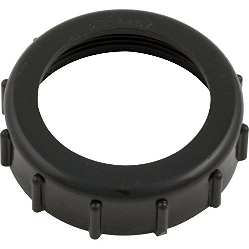 Pentair 274440 Black Nut Bulkhead Ring Adapter