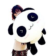 Interesting amazing 70CM Cute Panda Pillow Soft Plush Toy Stuffed Smiling Lying Animal High Quality