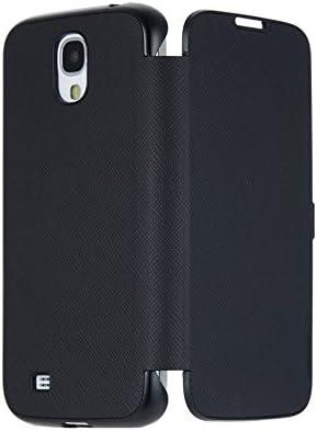 Anymode ANBRCC2KBK - Funda con tapa negra para Galaxy S4, negro: Amazon.es: Electrónica