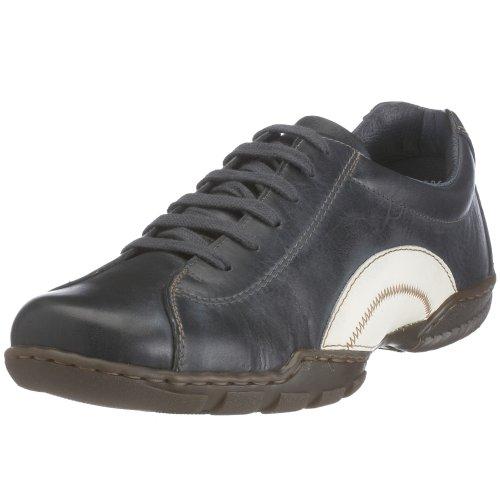Rieker - Zapatillas de deporte para hombre Azul