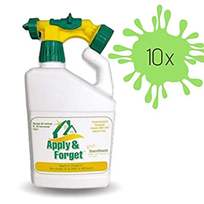 Apply & Forget Mold Cleaner | Outdoor Vinyl Cleaner, Mildew Remover, Surface Stain Remover