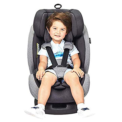 Baby Car Seat Convertible Car Seat,Adjustable headrest, tiltable at 165 ° Toddler Car Seats