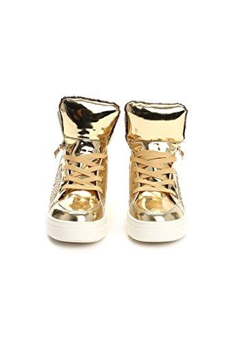 Gold Buyazzo A Alto Collo Donna 7Ir7S