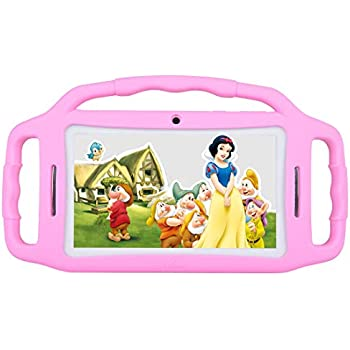 Amazon.com: Smartab STJR76PK 7 Kids Tablet With Preloaded Disney ...