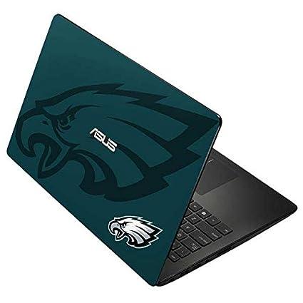 Amazon.com: Skinit NFL Philadelphia Eagles Asus X502CA 15.6 Skin ...