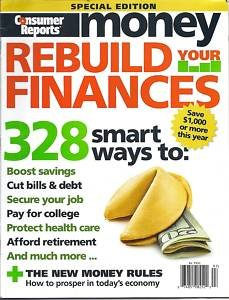 Download Consumer Reports Money - Rebuild Your Finances pdf