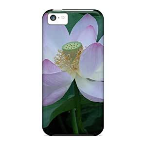 Awesome Cases Covers/iphone 5c Defender Cases Covers(nature Lotus)