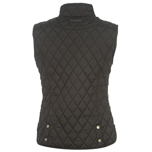 Chaleco de equitación mujer Requisite ligero para Negro q0S8BZp