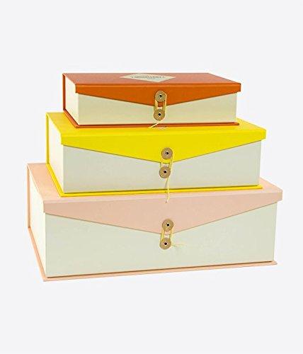 Elum Designs Tidy Mind Office Storage Nesting Box - Elum Designs