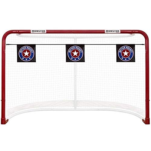 Better Hockey Extreme Goal Targets - Sharp Shooting Training Aid - Help You to Score More Goals - Used by The -
