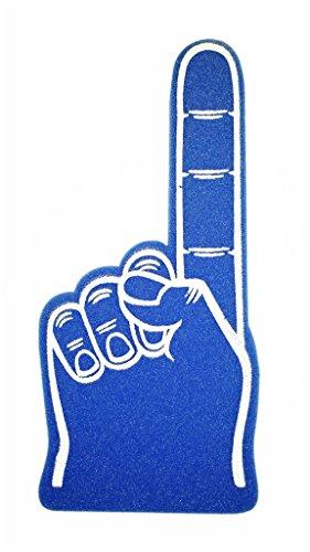 No. 1 Foam Finger, 18