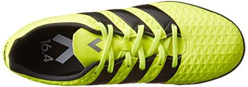 de Black Solar adidas J Garçon Silver Core Jaune TF 4 Metallic Football Chaussures Ace 16 Yellow OqFFSBwfY