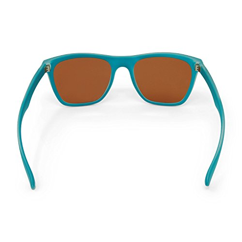 copper Fisherman Frames Fowey Tortoise Flying Sunglasses With Azure ...