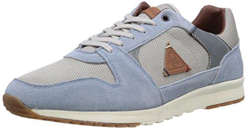 Herren Le Blue Provincial Coq Hohe Sportif LOW Blau GASPAR Sneakers qvpgIv