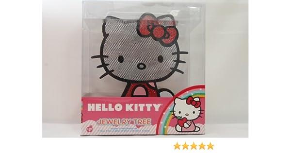 48fae39fc Amazon.com: Hello Kitty Jewelry Tree: Home & Kitchen