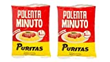 PURITAS Polenta 450 gr. - 2 Pack/Corn Meal 15.8 oz. - 2 Pack