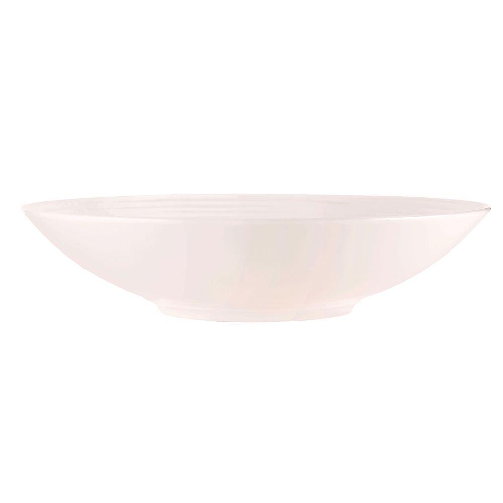 Syracuse China 935550107 Atherton 16 Ounce Bowl - 12 / CS