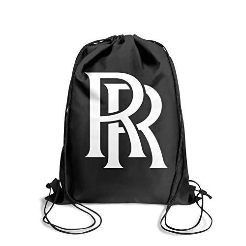 Drawstring Backpack Rolls-Royce-Logo- Durable Traveling Bag Top Quality Drawstring bag Unique style Drawstring Backpack sport bag