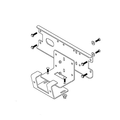 Kolpin Winch Mount - Polaris Sportsman 450 2007