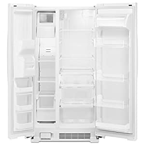 Kenmore 51752 21.4 ct. ft. Side-by-Side Refrigerator in White, includes delivery and hookup