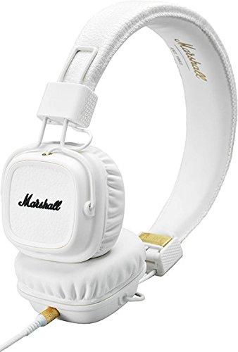 Marshall Major II On-Ear Headphones, White (4091113) by Marshall
