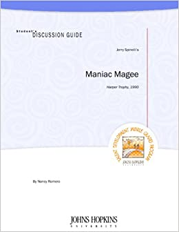 Book Student's Discussion Guide to Maniac Magee