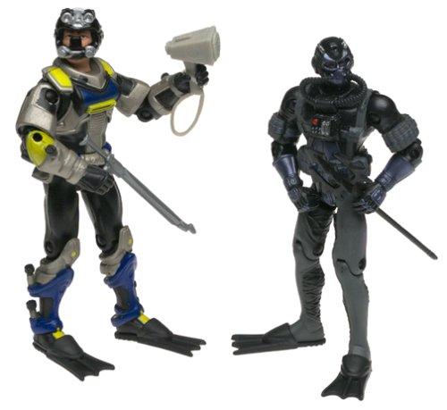 G.i. Joe Vs. Cobra Wet Suit Vs. Cobra Moray Action Figure - Wetsuit Sale