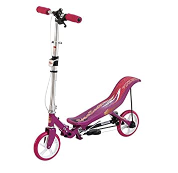 Space Scooter X 580 200 mm niños Roller, + Fan tic26 pulsera ...