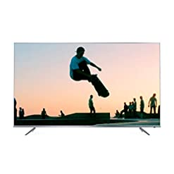 TCL 55DP648 55 Inch 4K Ultra HD HDR 10 Smart TV with Freeview Play (2018/2019 Model) – Silver