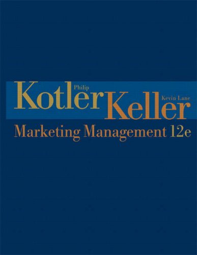 Ruby Lane Jewelry - Marketing Management (12th Edition)