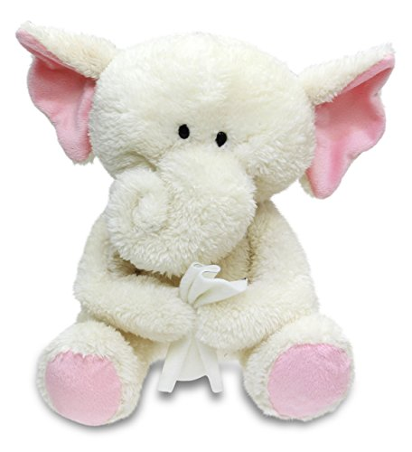 Cuddle Barn Get Well Collection Animated Plush Toy Elephant - Sophie Sniffles (CB9325)