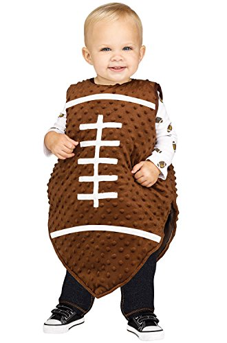 New England Patriots Halloween Costume (Fun World Costumes Football)