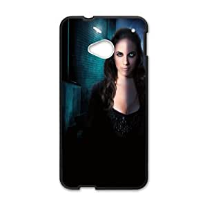 LostGirl ROCK0057492 Phone Back Case Customized Art Print Design Hard Shell Protection HTC One M7