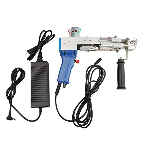 ICZW Cut Pile Electric Carpet Weaving Gun Electric Hand Rug Tufting Machines 110V-240V