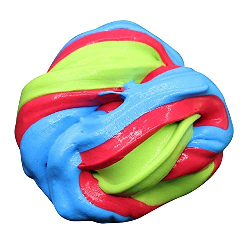 Nihlssen DIY Colorful Fluffy Foam Slime Putty Stress Relief Magic Slime Sludge Cotton Mud Children Adult Toy Anti-Stress Toys Clay