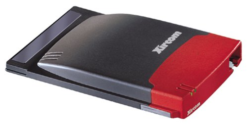 XIRCOM Realport Ethernet 10/100 Interface Card for PCMCIA Port