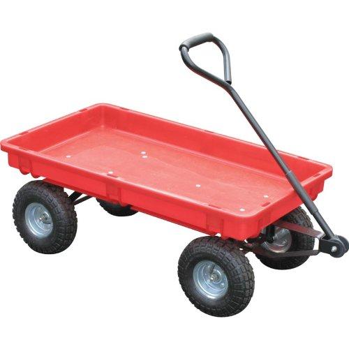 TekSupply 107001 All-Purpose Plastic Wagon