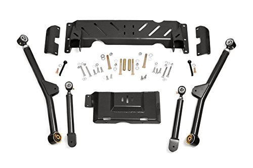 Rough-Country-61600U-X-Flex-Long-Arm-Upgrade-Kit-for-4-6-inch-Lifts
