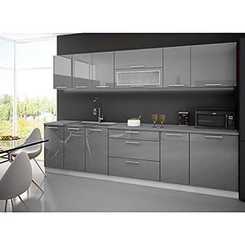 meuble cuisine taupe ides dco pour une cuisine grise with