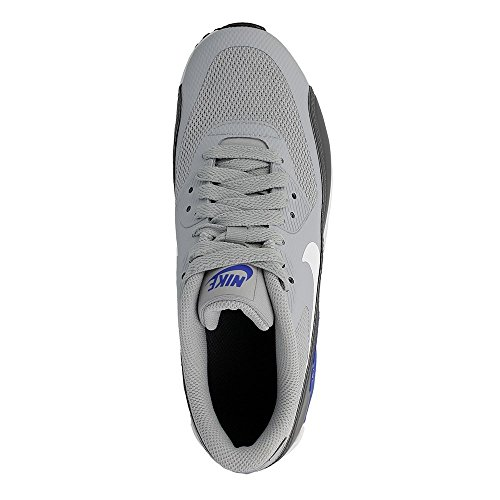 Nike Youth Air Max 90 Ultra 2.0 Blue Mesh Trainers Blue