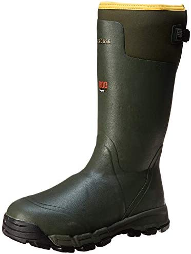 "LaCrosse Men's Alphaburly Pro 18"" 800G Waterproof Hunting Boot"