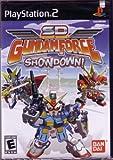 SD Gundam Force Showdown - PlayStation 2