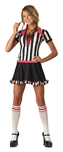 (Racy Referee Teen/Junior Costume - Teen)
